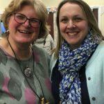 Glenda Gibson and Laura Marsh